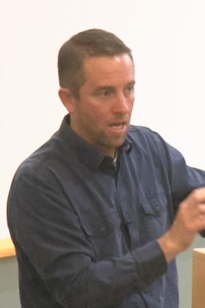 Jared Rutter