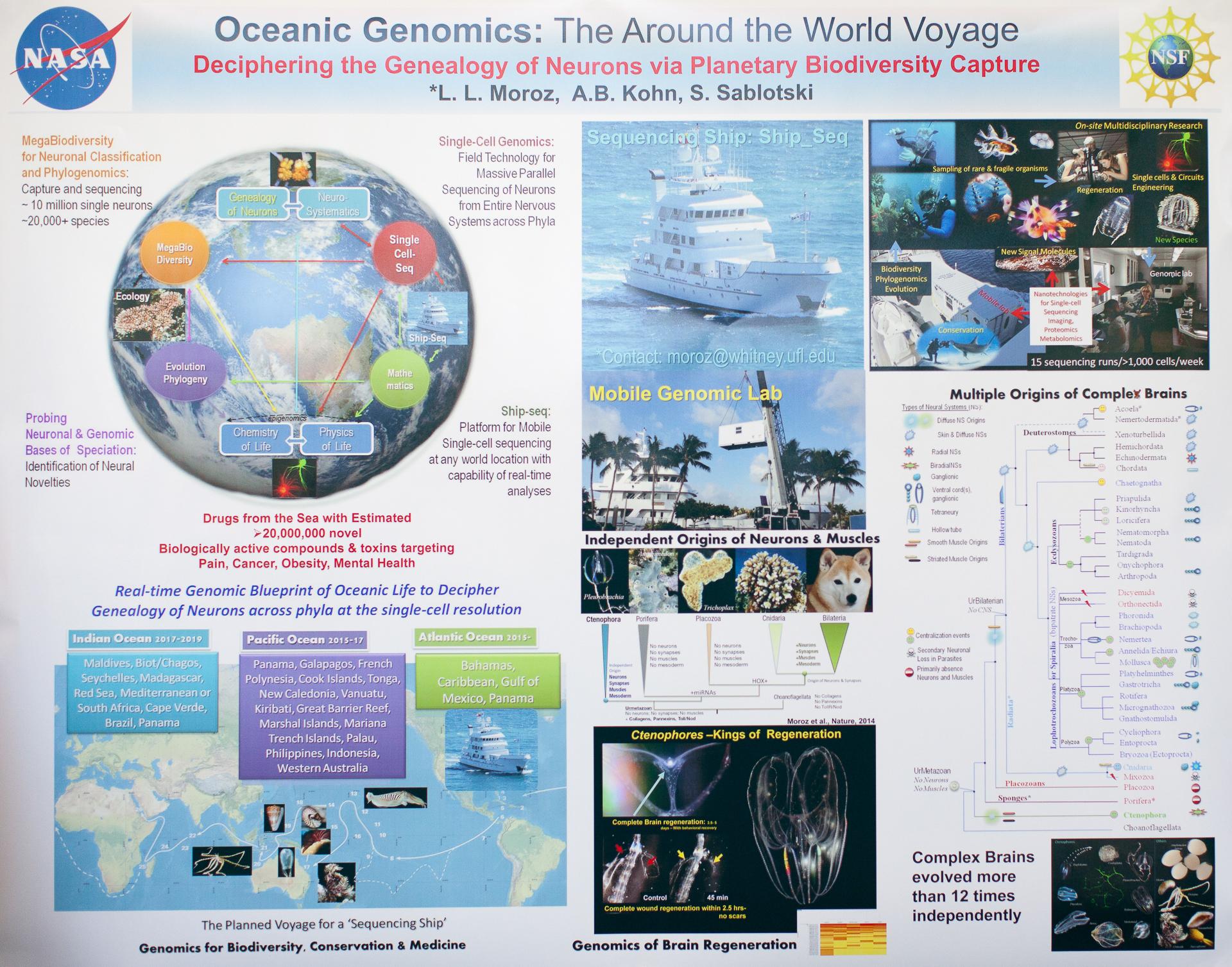 Ocean Genomics