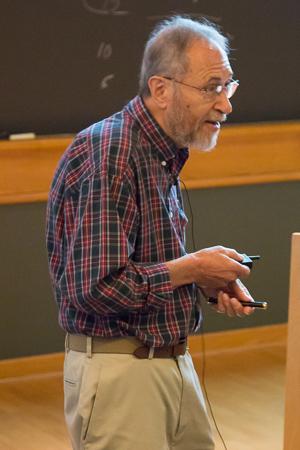 Bernard Moss